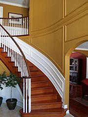 Baseboard and Stairwell Installation LA - Melvin's Hardwood Floors