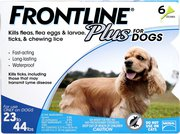 Frontline Plus For Dog | Frontline Plus dogs for flea and tick prevent