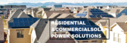 Get the best place to buy residential solar panels?