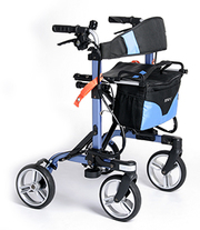 Move-X Rollator Extremely Compact for Transportation