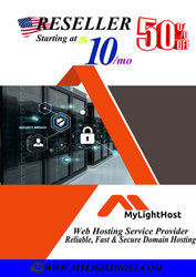 Reseller Hosting Offer - Get Up to 50% off on USA plans