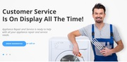 Repair home appliance from 1AFixit