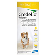 Buy Credelio - Best Fast Action Flea and Tick Chew for Dogs