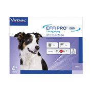 Buy Effipro DUO Spot-On For Dogs Flea & Tick Treatment | Summer Sale