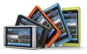 Nokia N8 Nokia's latest smartphone